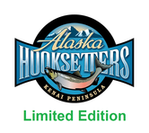 limited edition fishing vacation package icon with lodge logo