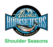 shoulder seasons vacation package icon with lodge logo